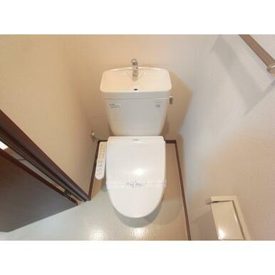 嬉しい温水洗浄暖房便座