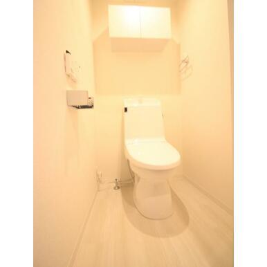 汚れがツルンと落ちるシャワートイレで快適な生活をスタート!