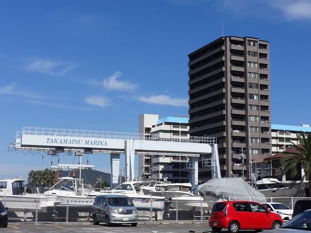ロイヤルガーデンサンポートマリーナの建物情報/香川県高松市 ...