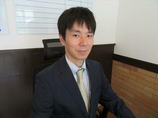 代表取締役 寺崎弘史郎です。